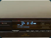 Philips CD-610, CD Player
